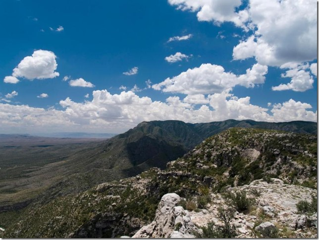 Guadalupe Mountains National Park view from Wilderness Ridge NPS FE42A7DF-155D-451F-67F3C5587A4D55AA