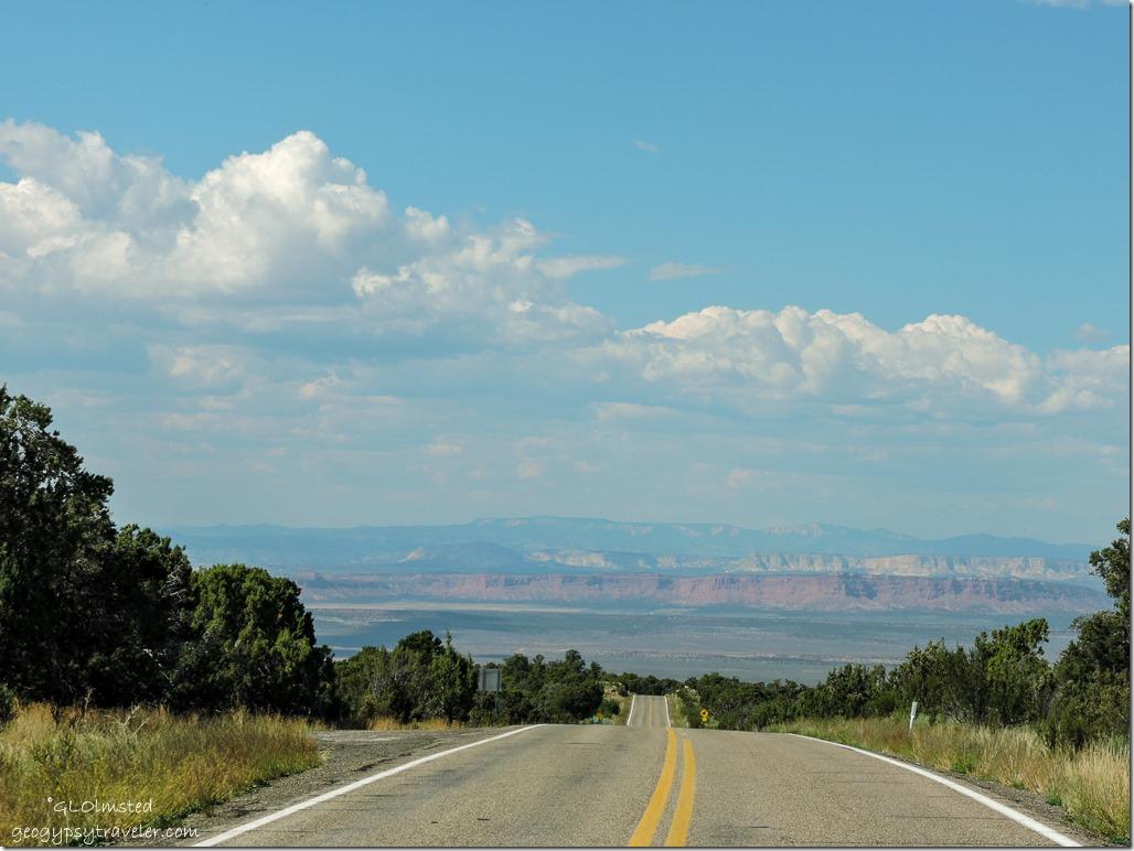 Vermilion Cliffs SR67 Kaibab National Forest Arizona