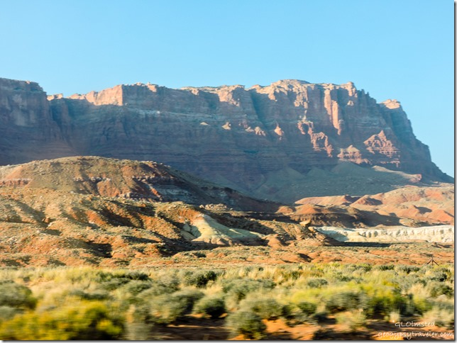 Vermlion Cliffs SR89A E Arizona
