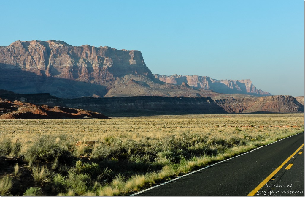 Vermilion Cliffs SR89A East Arizona