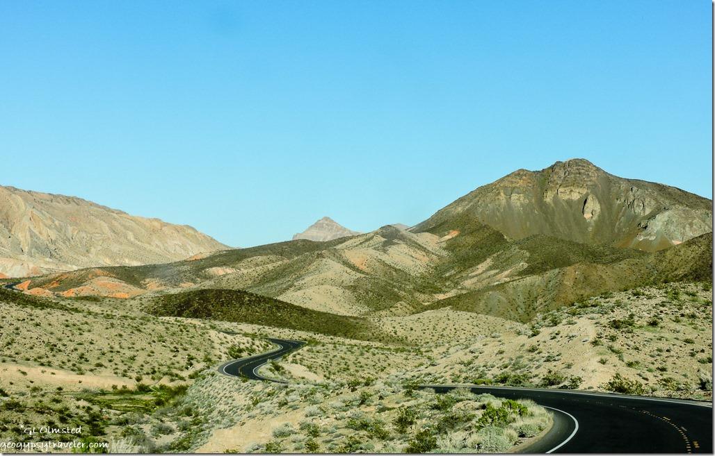 Lakeshore Drive Lake Mead National Recreation Area Nevada