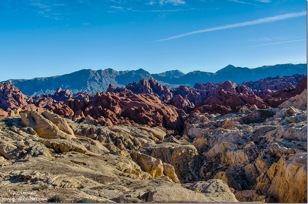 Fire Canyon Valley of Fire State Park Nevada