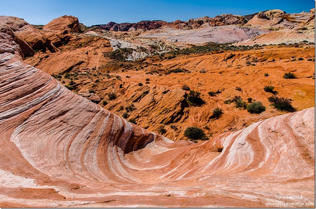 Fire Wave Valley of Fire State Park Nevada