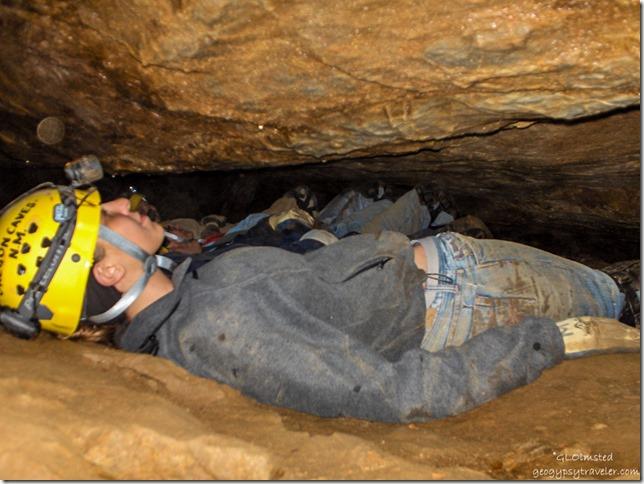 Off-trail tour reverse star gazing Oregon Caves National Monument Oregon