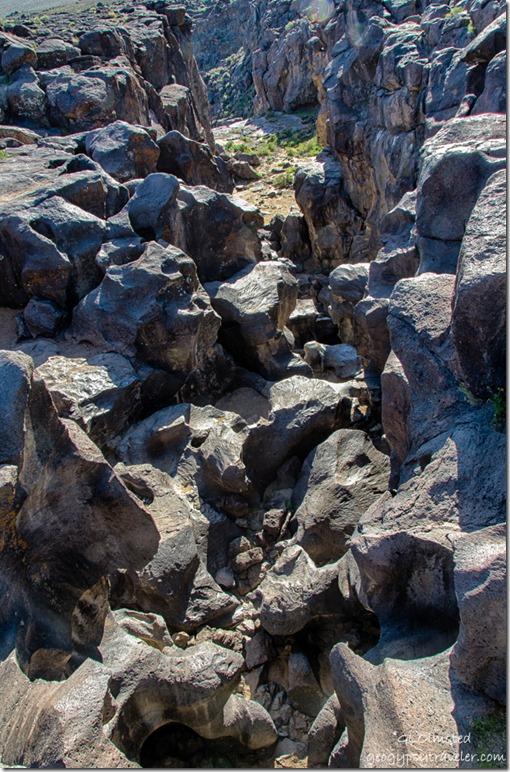 Fossil Falls BLM Little Lake California
