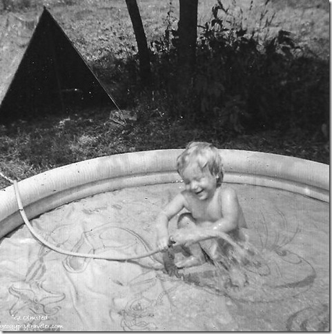 05 66lerw Gail Sept 1956 Spring Rd Hinsdale IL fff215-1