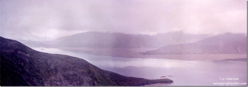 Spirit Lake Mount St Helens National Volcanic Monument Washington