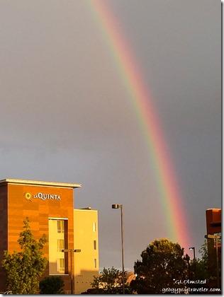 rainbow LaQuinta Page Arizona