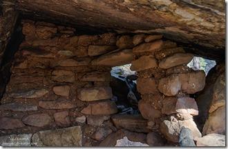 granary Cliff Spring trail North Rim Grand Canyon National Park Arizona