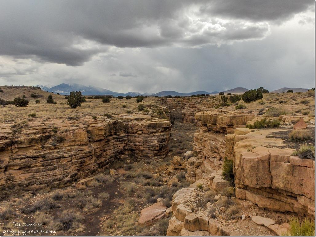 Box Canyon Wupatki National Monument Arizona
