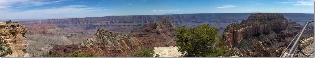 Canyon from Cape Royal North Rim Grand Canyon National Park Arizona