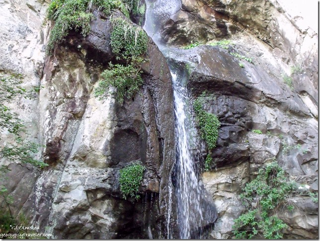 Crystal Falls Drakensburg hike KwaZulu-Natal South Africa