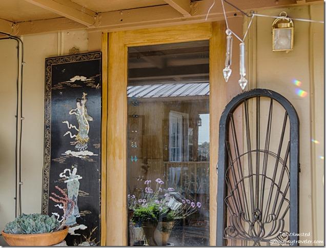 entry Berta's house Yarnell Arizona