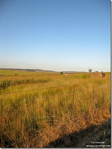 Swaziland from N2 SE KwaZulu-Natal South Africa